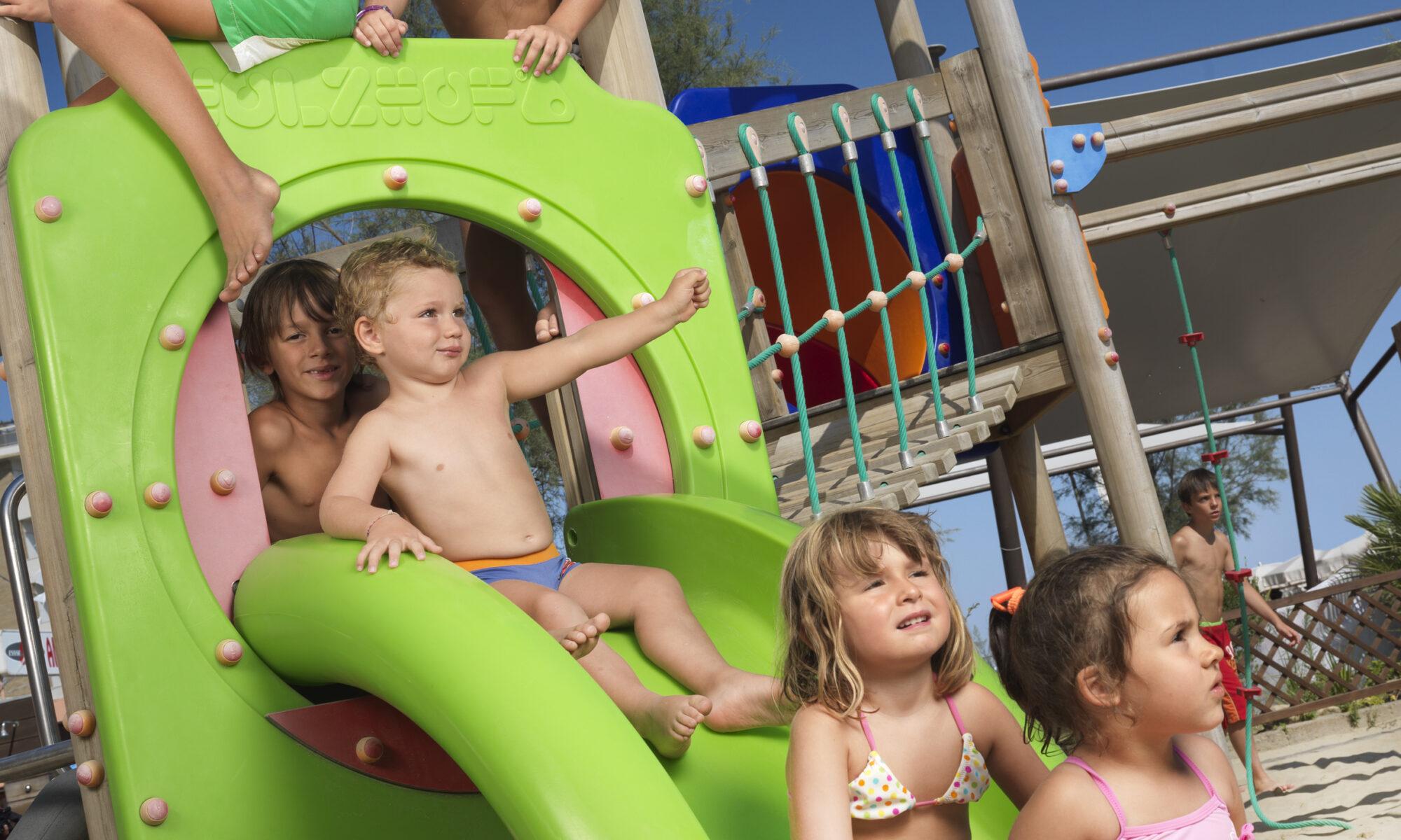 hotel belalria famiglie con bambini